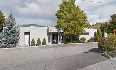 Salmon Arm Podiatry Clinic Location